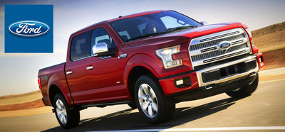 The 2015 Ford F-150 will is one of the most highly anticipated 2015 Ford models in the automotive industry. (PRNewsFoto/Wiscasset Ford)