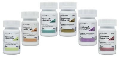Ajanta Pharma Announces the Launch of Aripiprazole Tablets