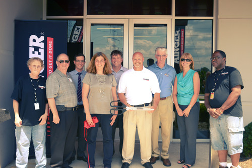 Grainger Celebrates the Grand Opening of its New Illinois-Based Distribution Center