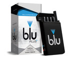 blu PLUS (TM) Rechargeable Kit (PRNewsFoto/blu eCigs)