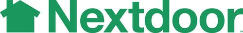 Nextdoor logo.  (PRNewsFoto/Nextdoor)