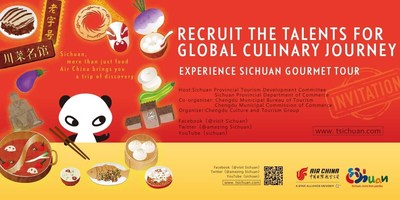 Sichuan Cuisine - More Than Just Taste Gourmet Tour Looking for Global Talents