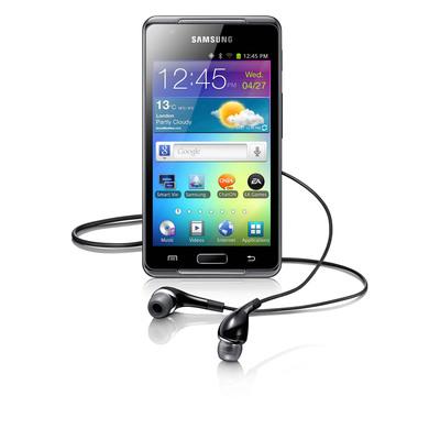 The Samsung Galaxy Player 4.2.  (PRNewsFoto/Samsung Electronics America, Inc.)