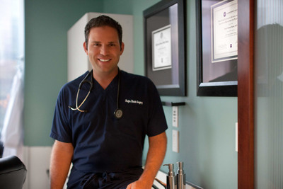 David Shafer, MD, FACS, Double Board Certified Plastic Surgeon, Manhattan.  (PRNewsFoto/Shafer Plastic Surgery)