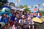 Thousands Attend The Official 90th Birthday Party of the World Famous Harlem Globetrotters