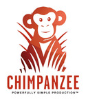 Chimpanzee Powerfully Simple Production (TM) Logo.  (PRNewsFoto/Jungle Software)