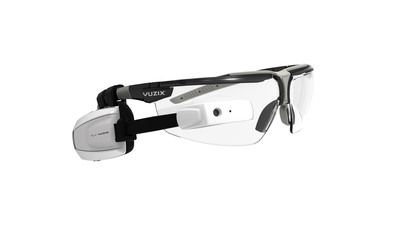 VUZIX/Uvex Safety Group GmbH & Co. KG, Germany Co-Developing Technology and Solutions for Smart Glasses.  (PRNewsFoto/Vuzix Corporation)