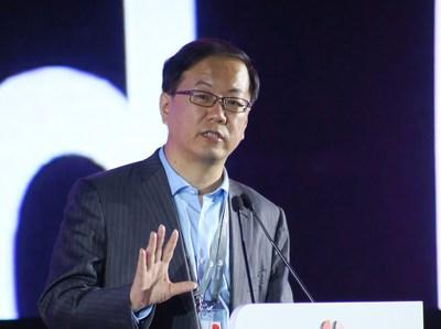 Zou Zhilei, President of Huawei's Carrier BG