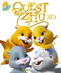 "Zhu-natics around the world will see beloved ZhuZhu Pets(R) characters come to life. Cepia LLC announces the upcoming release of two feature-length, animated films based on kids' favorite ZhuZhu Pets(R) characters, ""Quest for Zhu(TM)"" and ""Power of Zhu(TM)"" to debut exclusively on DVD in 2011 and 2012, respectively. The arrangement between Cepia LLC and Universal Pictures for worldwide television rights and home entertainment will bring the hamster characters to life in 3-D stereoscopic animation for Zhu-natics all over the world.  (PRNewsFoto/Cepia LLC)"