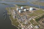 The Elba Island regasification terminal near Savannah, GA, site of Kinder Morgan's LNG expansion project.  Photo credit: Kinder Morgan