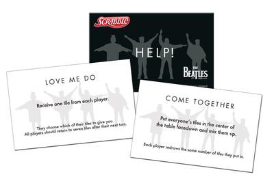 HELP! cards