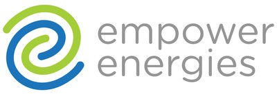 Empower Energies, Inc., headquartered in Troy, Michigan, is a renewable portfolio solutions provider focused on enterprise energy management, commercial-scale renewable energy, and clean transport infrastructure for General Motors and other customers, both in the United States and internationally. More information about Empower Energies can be found at www.empowerenergies.com. (PRNewsFoto/Empower Energies)