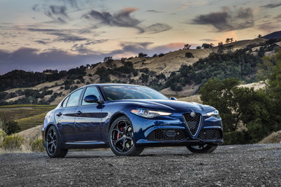 All-new, 280hp 2017 Alfa Romeo Giulia Ti on sale in start of 2017 for $39,995 MSRP