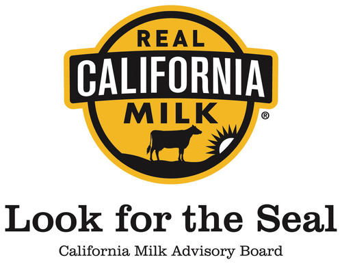 California Milk Advisory Board.  (PRNewsFoto/California Milk Advisory Board)