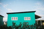 Better Homes and Gardens(R) Real Estate and New Story are teaming up to build families of Ahuachapan, El Salvador life-changing homes (like the one seen here) that will offer safety, clean running water, and electricity.
