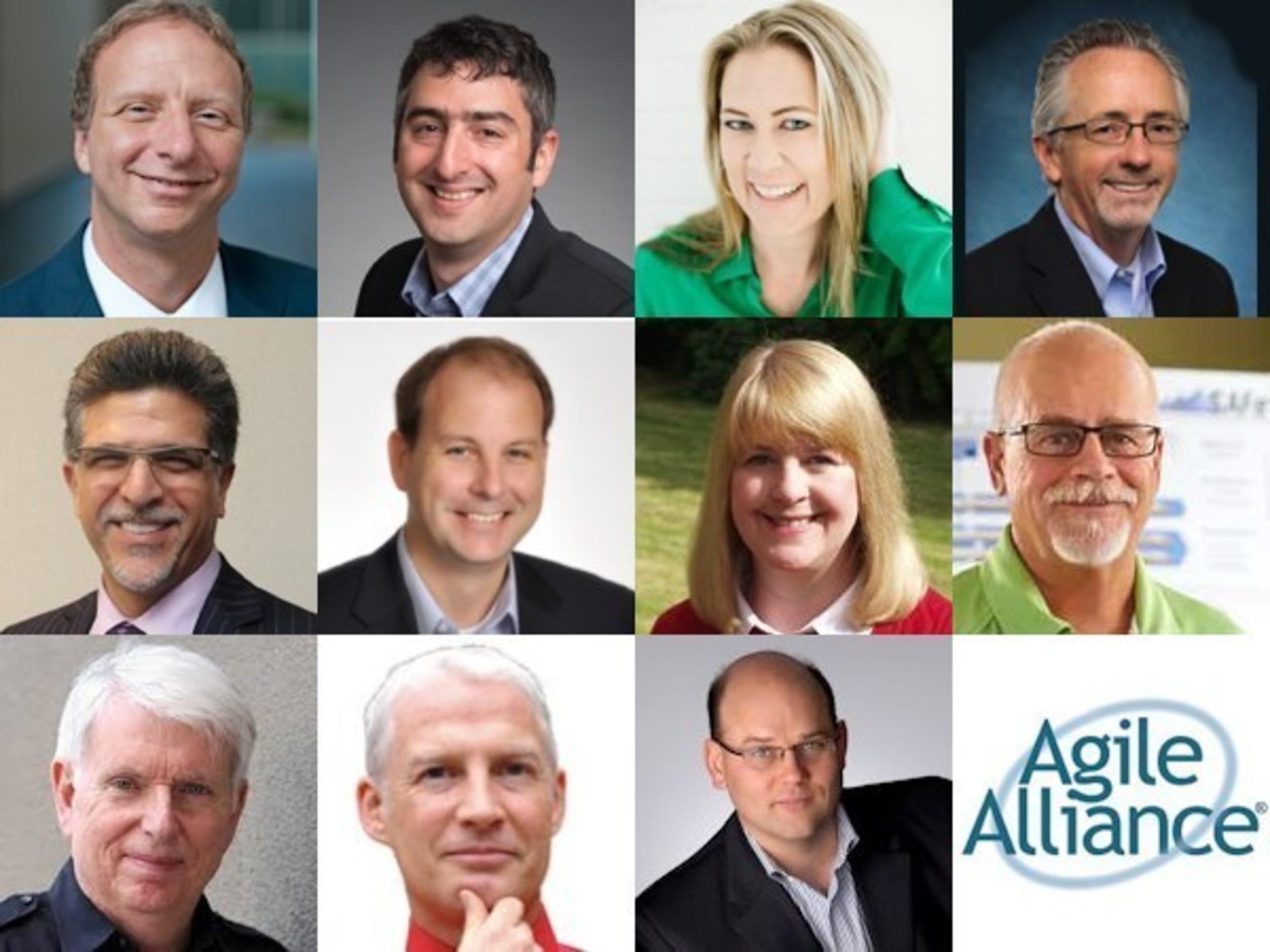 Agile Executive Forum Confirms 2015 Program