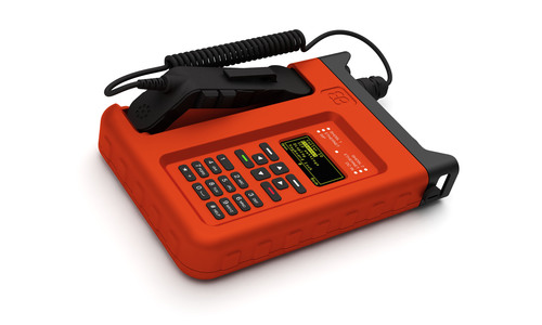 EB Industrial VoIP Phone.  (PRNewsFoto/Elektrobit)