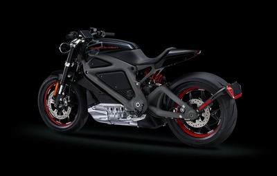 HARLEY-DAVIDSON REVEALS PROJECT LIVEWIRE™, THE FIRST ELECTRIC HARLEY-DAVIDSON MOTORCYCLE