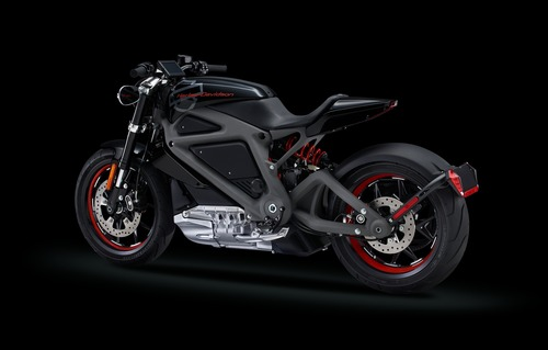 HARLEY-DAVIDSON REVEALS PROJECT LIVEWIRE(TM), THE FIRST ELECTRIC HARLEY-DAVIDSON MOTORCYCLE ...