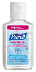 PURELL Advanced Hand Sanitizer named Travelers' Choice Favorite and must have brand for travelers (PRNewsFoto/GOJO Industries, Inc.)
