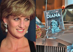 eBay Find Princess Diana's Armored Rolls Royce on Sale Now Charity Auction.  (PRNewsFoto/Volo Auto Museum)