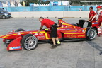 Omni Gear sponsors Team China in the FIA's Electrifying new race series Formula E