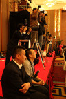 Western China attracts global media.  (PRNewsFoto/Sichuan Bureau of Expo Affairs)