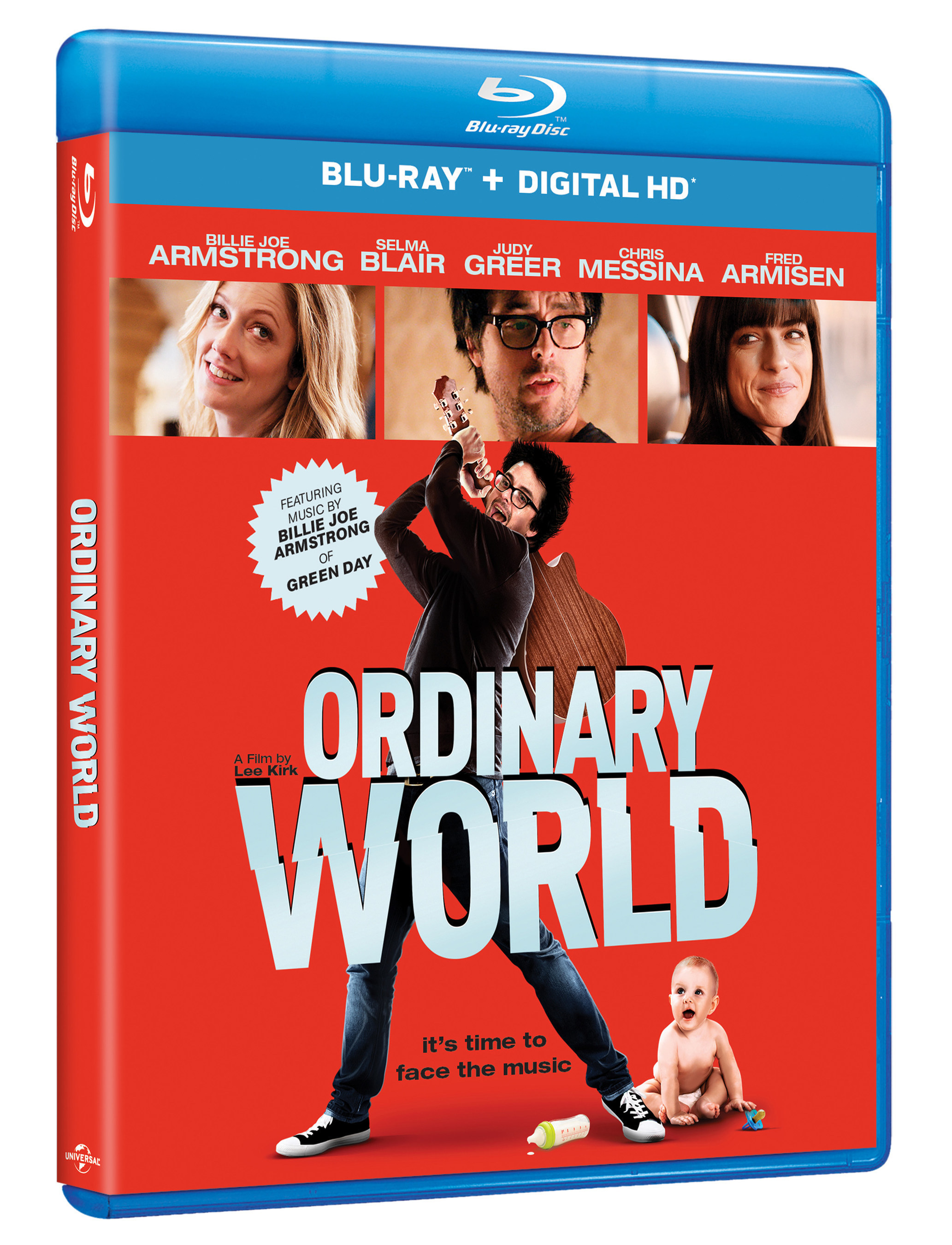 From Universal Pictures Home Entertainment: Ordinary World
