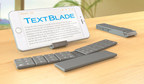WayTools Unveils TextBlade for iPhone 6. Touch-Typing Breakthrough.