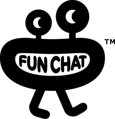 FunChat logo. (PRNewsFoto/FunMobility)