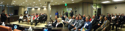 Water Replenishment District Hosts 2014 State of the District, Installs Director Sergio Calderon as Board President