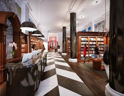 Rizzoli Bookstore Nave
