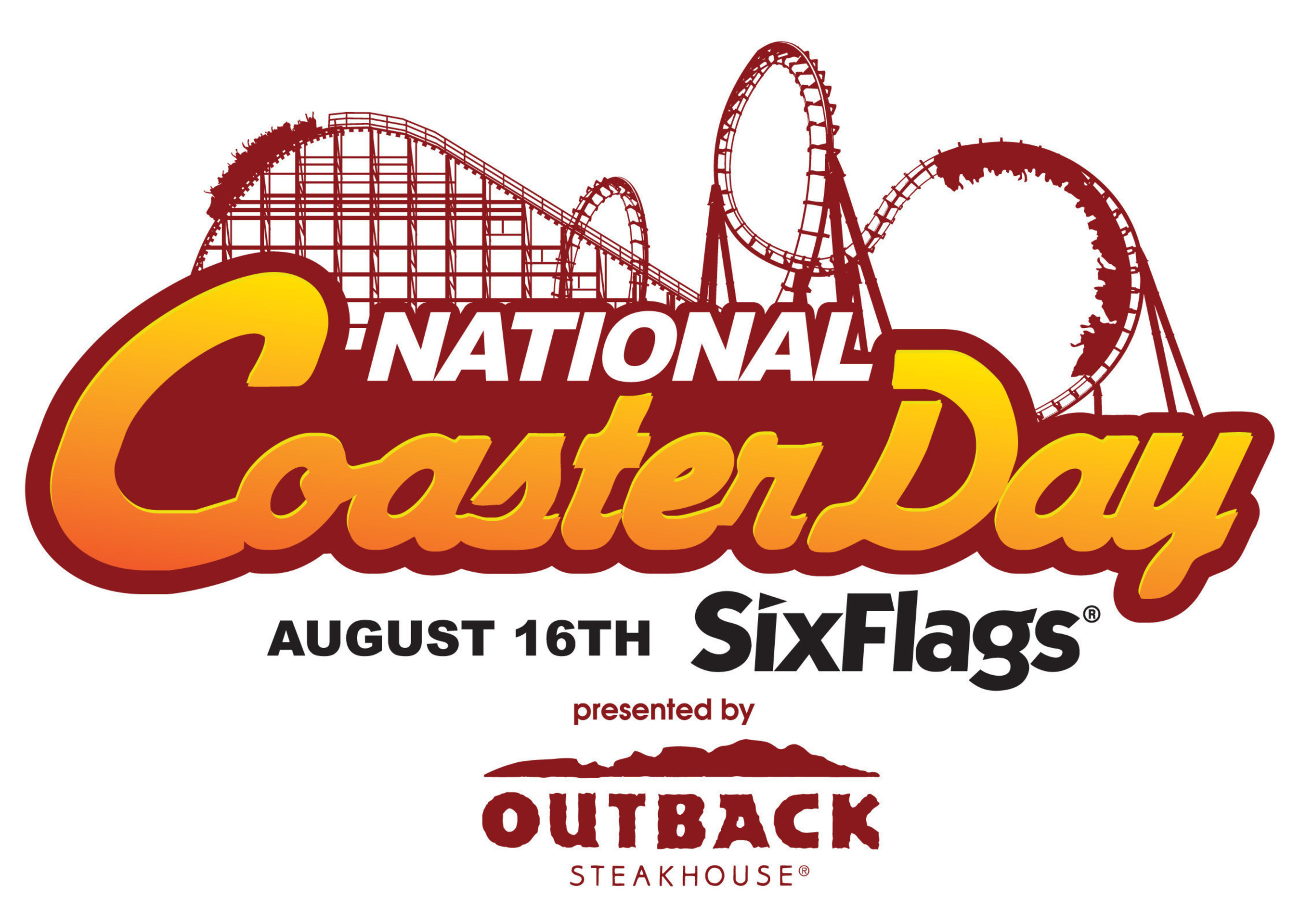 Six Flags Theme Parks celebrate National Coaster Day