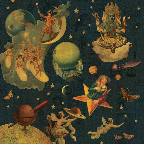 THE SMASHING PUMPKINS' Defining 1995 Double Album 'MELLON COLLIE & THE INFINITE SADNESS' Earns