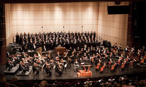 Dayton Philharmonic Orchestra Chorus to Perform at New York's Avery Fisher Hall