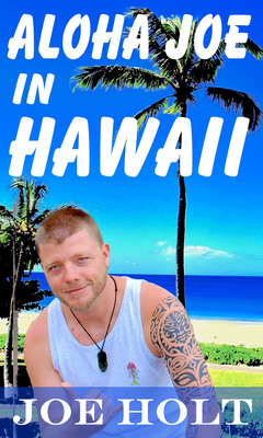 Aloha Joe in Hawaii - book cover. (PRNewsFoto/Joe Holt) (PRNewsFoto/JOE HOLT)