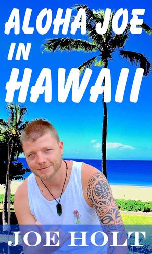 Aloha Joe in Hawaii - book cover. (PRNewsFoto/Joe Holt) (PRNewsFoto/JOE HOLT)