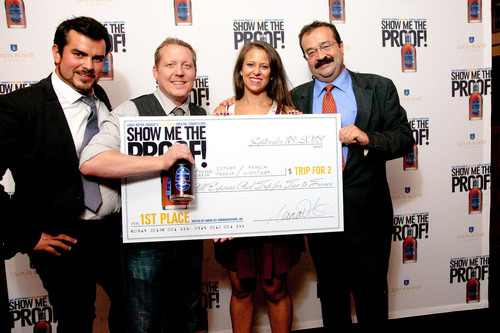 Louis Royer Cognac Announces Grand Prize Winners of Its 2nd 'Show Me the Proof!' High Proof Cognac