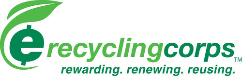 eRecyclingCorps logo.  (PRNewsFoto/eRecyclingCorps)