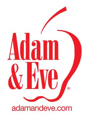 Adam & Eve Celebrates 40 Year Anniversary!  (PRNewsFoto/Adam & Eve)