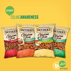 Snyder's of Hanover Teams with NFCA to Support Celiac Awareness Month (PRNewsFoto/Snyder's of Hanover)