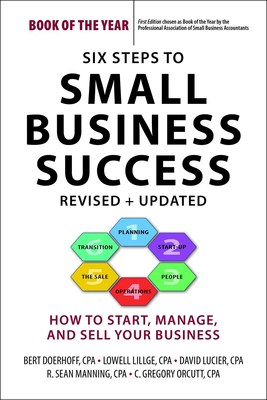 New book from Five CPAs show entrepreneurs and small business owners how to prosper (PRNewsFoto/Maven House Press)