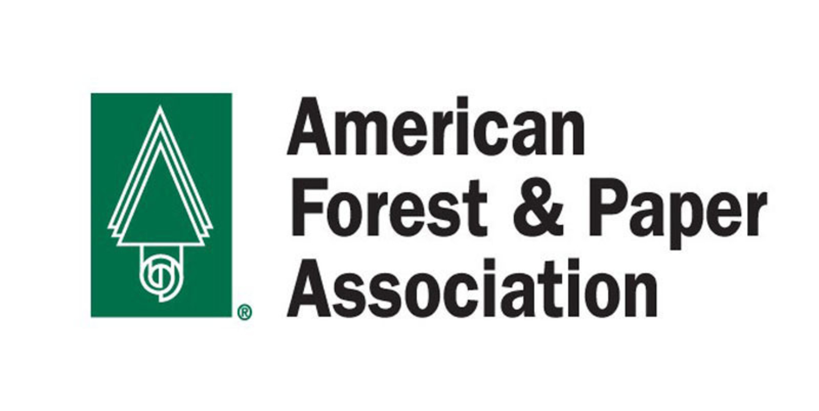 American Forest & Paper Association Logo.
