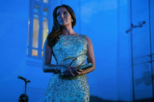 Eva Longoria at The Global Gift Gala (PRNewsFoto/Fundacion Global Gift)