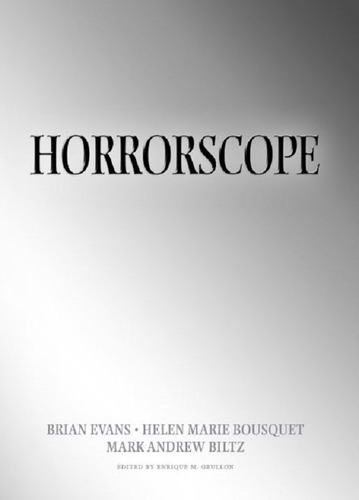 HORRORSCOPE Novel To Be Released March 15th.  (PRNewsFoto/H Infinity Books)