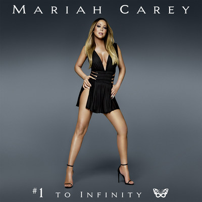 "Mariah Carey Signed to Epic Records by Antonio ""L.A."" Reid - #1 To Infinity Arrives May 18th"