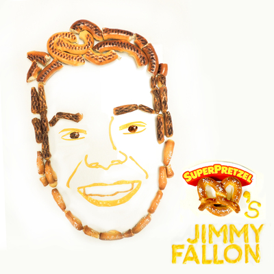 Tonight Show Starring Jimmy Fallon host, Jimmy Fallon (PRNewsFoto/J&J Snack Foods Corp.)