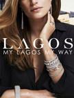 LAGOS Fall '14 Campaign: MY LAGOS MY WAY (PRNewsFoto/LAGOS)