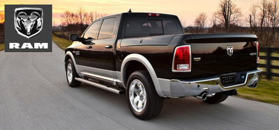 Ram is changing the truck world with the 2013 Ram 1500. (PRNewsFoto/Ubersox Auto Group)