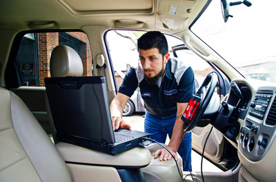 GammaTech DURABOOK rugged computers' design and construction are well suited to a variety of in-vehicle applications